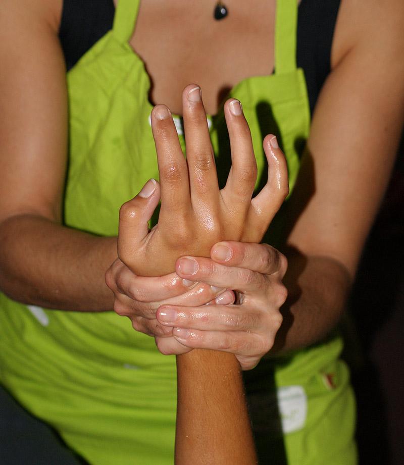 Réfléxologie, massage à Nantes