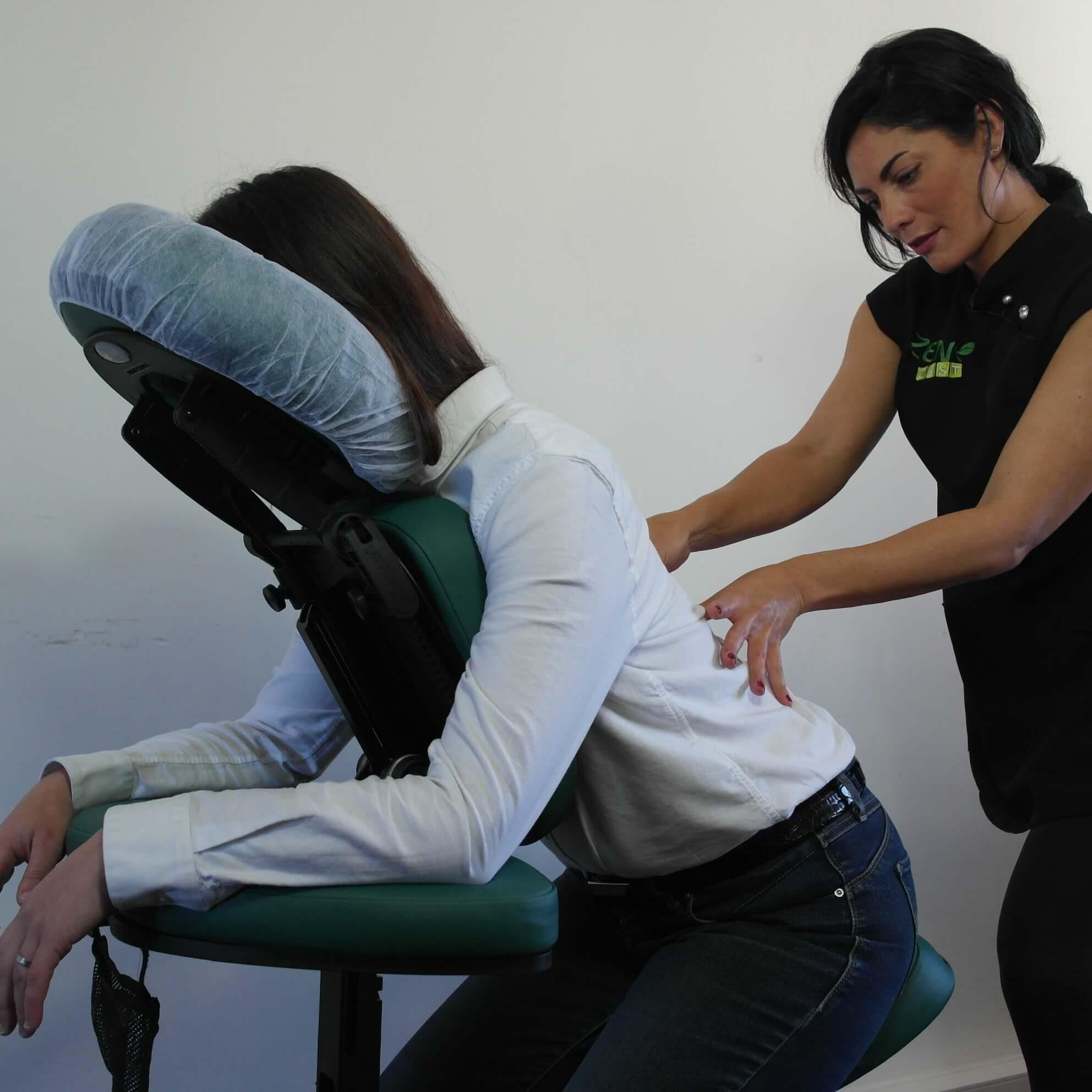Amma assis pour les professionnels