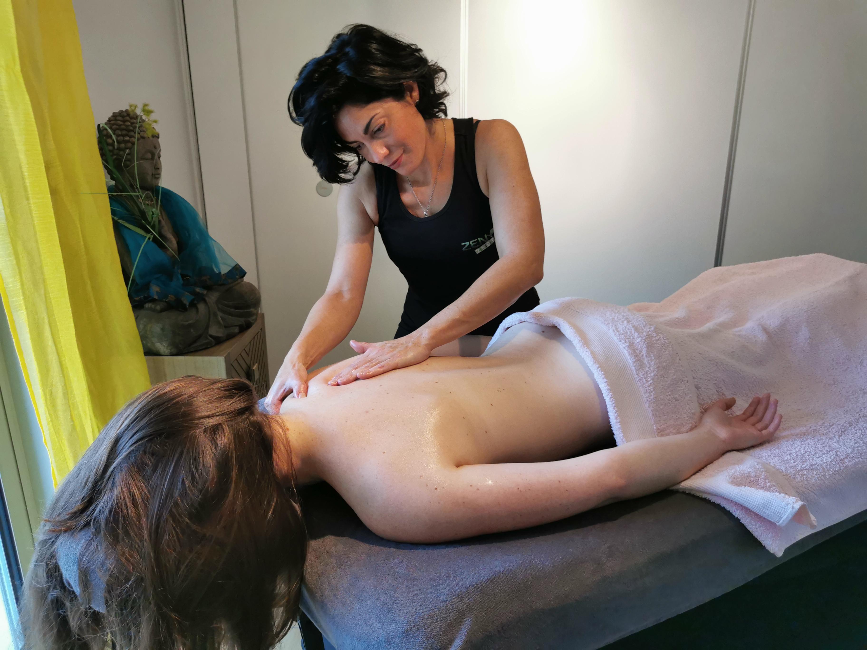 massage ayurvédique à Nantes et aux huiles essentielles bio