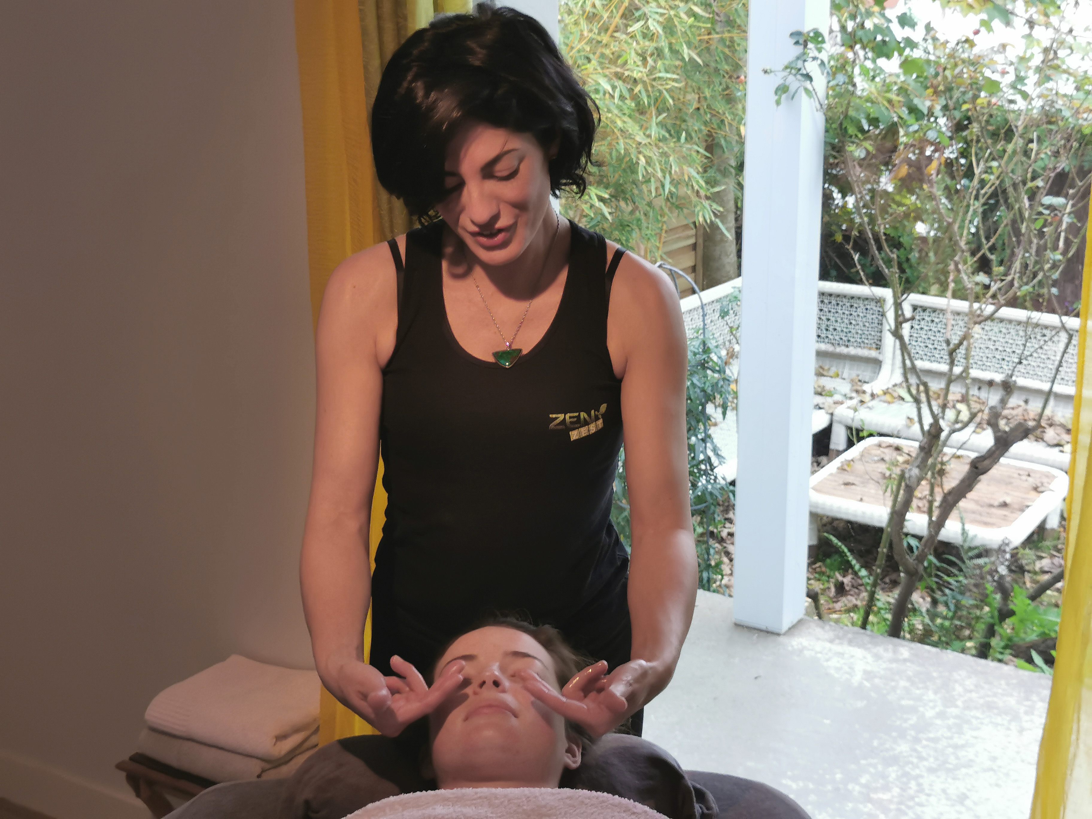 massage ayurvédique à Nantes
